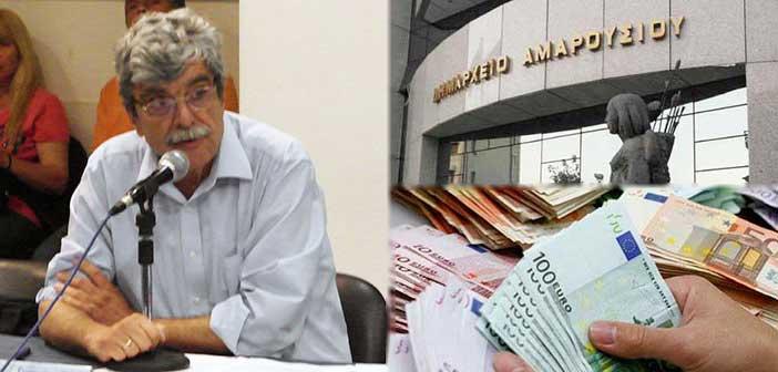 Λ. Μαγιάκης: Πλήρης διαφάνεια και απόδοση ευθυνών για το επιπλέον χρέος των 50 εκατ. ευρώ που άφησε η διοίκηση Πατούλη