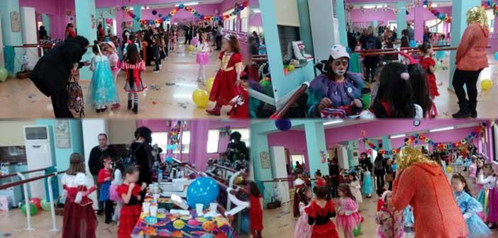 Αποκριάτικο πάρτι διοργάνωσε το Εργαστήρι Χορού Δήμου Χαλανδρίου