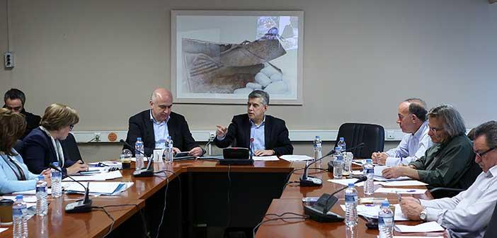 Συνεδρίαση ΕΝΠΕ για το ν/σ για την Αυτοδιοίκηση – «0% οι προβλέψεις για την Αυτοδιοίκηση» λέει ο Κ. Αγοραστός