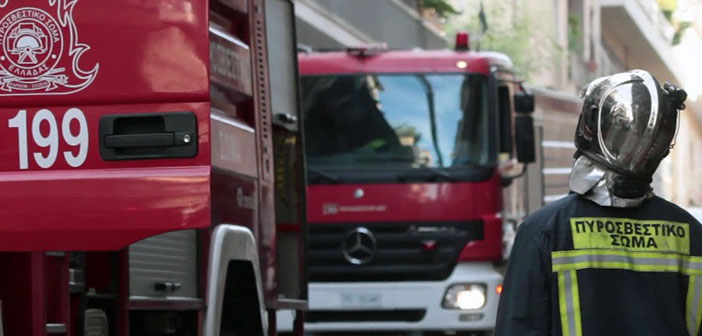 Δύο πυρκαγιές με διαφορά λίγων ωρών στη Μεταμόρφωση