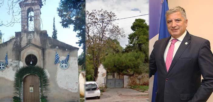 Γ. Πατούλης: Νίκη – δικαίωσή μας η απόφαση προστασίας του μνημείου στην Αγ. Φιλοθέη