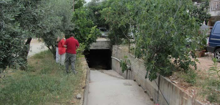 Στην τελική ευθεία η δρομολόγηση των έργων διευθέτησης στο ρέμα Σαπφούς