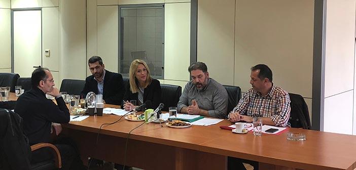 Παρουσίαση έρευνας για τις συνθήκες διαβίωσης και εργασίας στην Αττική