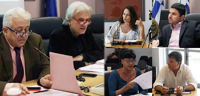 «Απόκρυψη στοιχείων» από τη διοίκηση Σταθόπουλου καταγγέλουν 4 δημ. σύμβουλοι