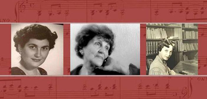 Συναυλία με έργα Ελληνίδων συνθετριών στο Σπυροπούλειο Ν. Ψυχικού