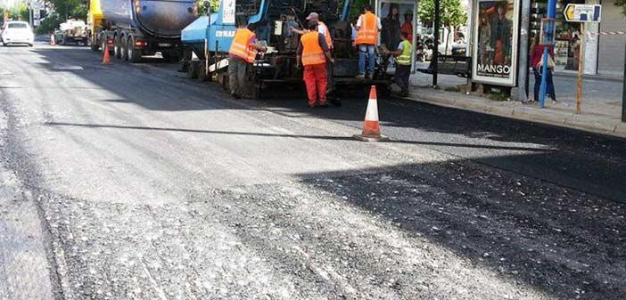 5 εκατ. ευρώ για αποκατάσταση κεντρικών οδών στην Αθήνα δίνει η Περιφέρεια Αττικής