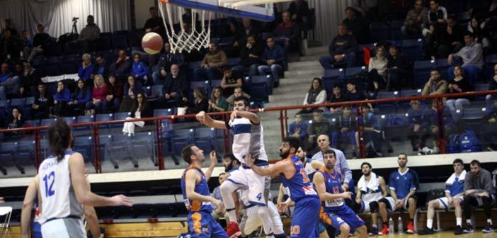 Εντός έδρας ήττα του ΑΣΕ Δούκα από τον Αμύντα στην Α2 μπάσκετ Ανδρών