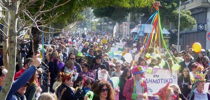 3ο Καρναβάλι στην Αγία Παρασκευή
