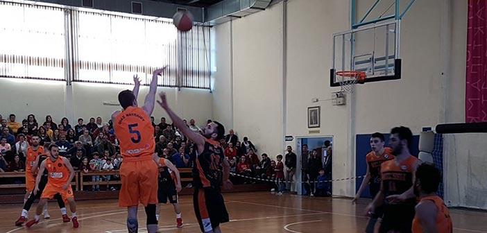Γ' Εθνική μπάσκετ: Νίκες για Πεντέλη και Καλαθοσφαίριση Αγίας Παρασκευής στη 19η αγωνιστική