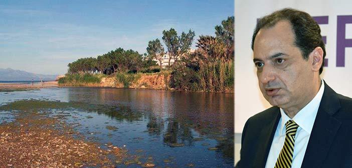 «Παράπλευρη απώλεια το Μεγάλο Ρέμα στα σχέδια του υπ. Χρ. Σπίρτζη για την Ανατ. Αττική»