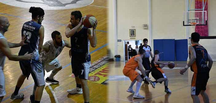Δύο νίκες και τρεις ήττες για τον Βόρειο Τομέα στην 22η αγωνιστική της Γ' Εθνικής μπάσκετ
