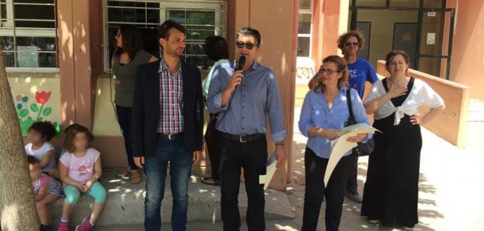 Ολοκληρώθηκε ο μαθητικός διαγωνισμός «Ανακυκλώνουμε γιατί μετράει» στα Βριλήσσια