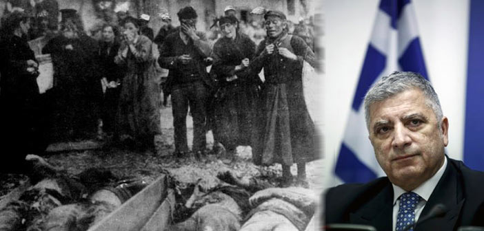 Γ. Πατούλης: Οι μαρτυρικές στιγμές του Ποντιακού Ελληνισμού να διδάξει την ενότητα στις νέες γενιές