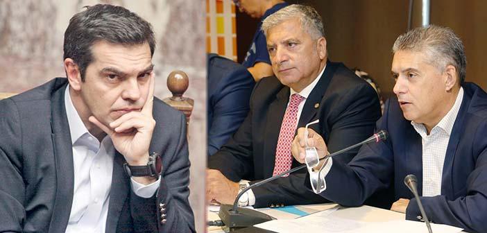 Κοινό αίτημα ΚΕΔΕ – ΕΝΠΕ για άμεση συνάντηση με τον πρωθυπουργό