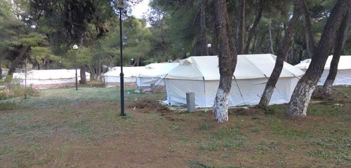 Φιλοξενία παιδιών του Δήμου Βριλησσίων σε κατασκηνώσεις