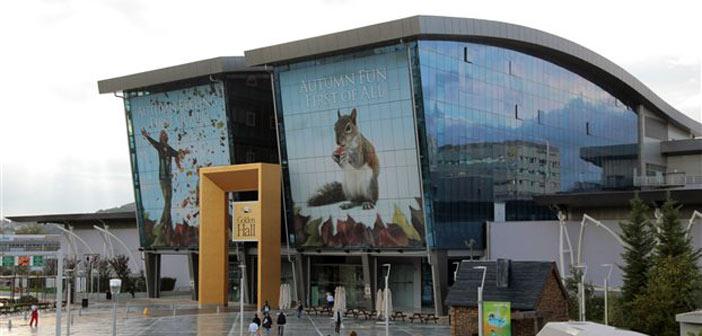 Στο Χρηματιστήριο σε ενάμιση χρόνο η Lamda Malls – «Τρέχει» η επένδυση στο Golden Hall
