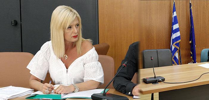 Μ. Πατούλη-Σταυράκη: Μακριά από τα προβλήματα των δημοτών και υπό… διάλυση η διοίκηση Μαυρίδη