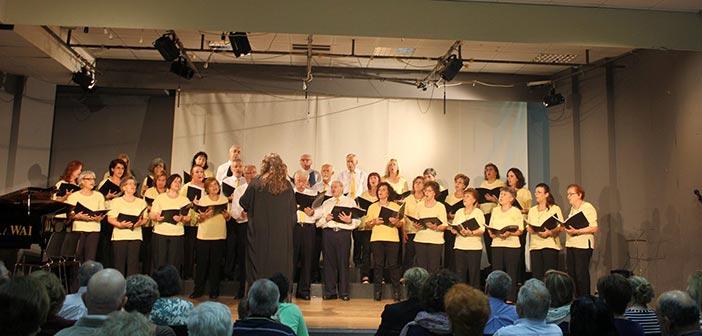 Χριστουγεννιάτικη συναυλία από τη Μικτή Χορωδία Δήμου Αμαρουσίου