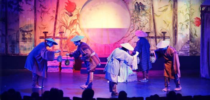 «Η Νεράιδα του Φεγγαριού» στο Θέατρο Ρεματιάς Χαλανδρίου