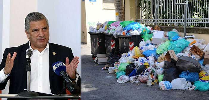 Γ. Πατούλης: Τον προσεχή Νοέμβριο κλείνει ο ΧΥΤΑ Φυλής και η Αττική θα πνιγεί στα σκουπίδια