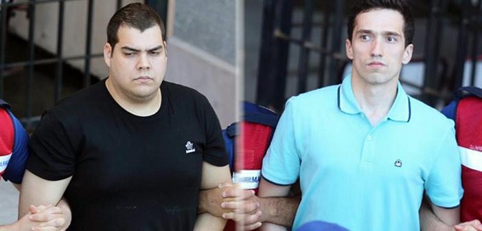 Ενδεχόμενο δόλο «βλέπει» στους δύο Έλληνες στρατιωτικούς η Άγκυρα