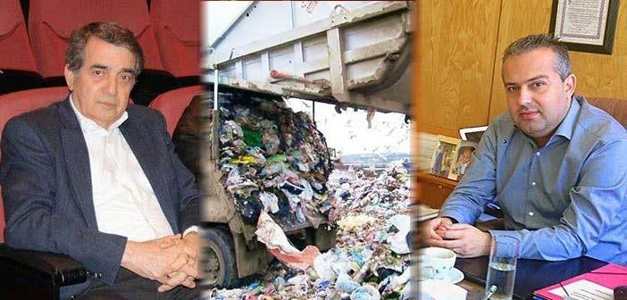 Κ. Τίγκας: Απραξία δημάρχου και στο θέμα της αύξησης της τιμής των απορριμμάτων