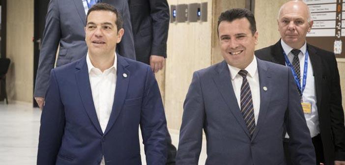 Ξαφνικός «πάγος» στη συμφωνία με την πΓΔΜ