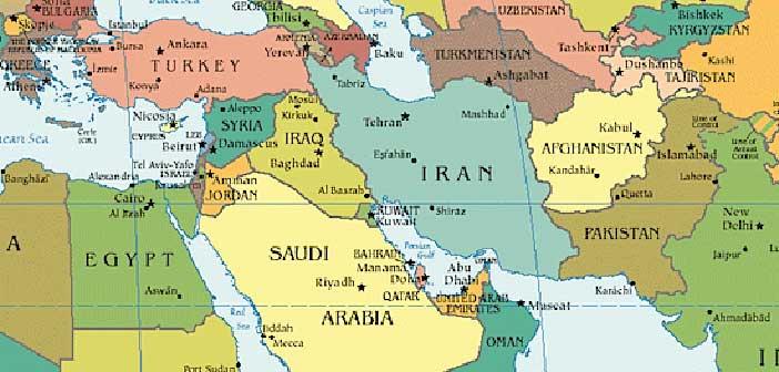 Ημερίδα «Τρέχουσες τάσεις στη Μέση Ανατολή & Κεντρική Ασία» στο δημαρχείο Αμαρουσίου