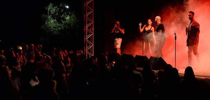 Ρυθμός και χορευτική διάθεση στη συναυλία των STAN & REC στο Φεστιβάλ Δήμου Αμαρουσίου