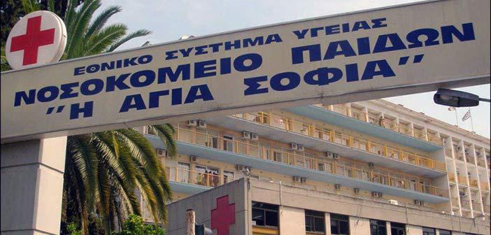 Κορωνοϊός: Σε ΜΕΘ νοσοκομείου βρέφος οκτώ μηνών – Το επισκέφθηκε ο Σωτήρης Τσιόδρας