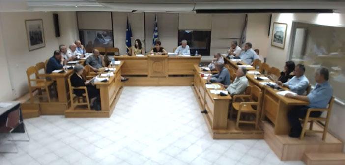 Διπλή συνεδρίαση Δημοτικού Συμβουλίου Μεταμόρφωσης τη Δευτέρα 22 Οκτωβρίου