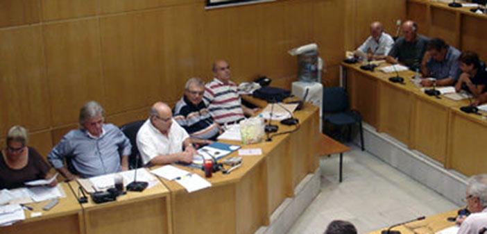 Δεν «πέρασε» ψήφισμα για τις φωτιές στο Δημοτικό Συμβούλιο Ν. Ιωνίας