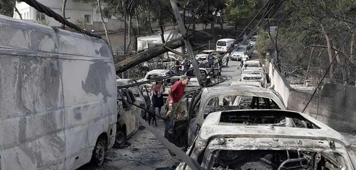 Τη στήριξη των πληγέντων από τις πυρκαγιές στην Αττική ζητεί ο πρόεδρος της ΠΕΔΑ