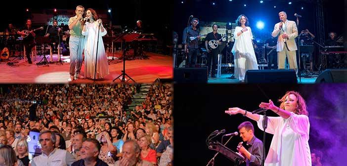 Μοναδική η Γλυκερία στο Φεστιβάλ Δήμου Αμαρουσίου