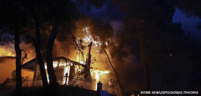 Πανεπιστήμιο Αθηνών: Τα 15 συμπεράσματα έρευνας για τη φονική πυρκαγιά