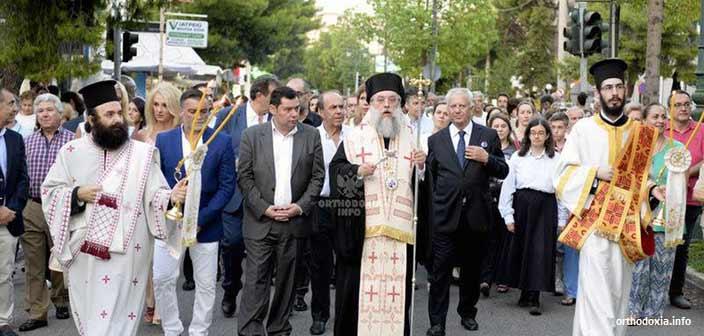 Λατρευτικές εκδηλώσεις στη μνήμη του Αγίου Μεγαλομάρτυρος Παντελεήμονος του Ιαματικού στην Πεύκη