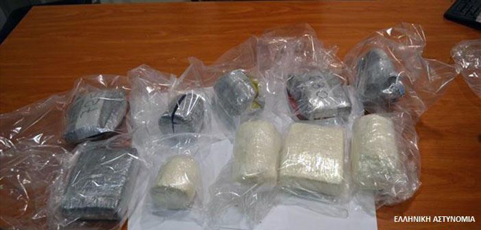 Κύκλωμα διακινούσε κοκαΐνη και συνθετικά ναρκωτικά σε Αθήνα και Μύκονο