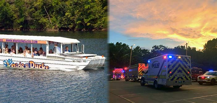ΗΠΑ: 11 νεκροί από ανατροπή αμφίβιου οχήματος σε λίμνη
