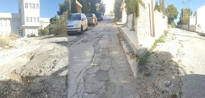 4,72 εκατ. ευρώ για ανακατασκευή 162 τμημάτων οδών του Δήμου Πεντέλης
