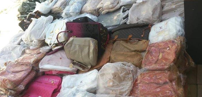 Συνελήφθη στο Ν. Ψυχικό 33χρονος για διάθεση στο εμπόριο απομιμητικών προϊόντων