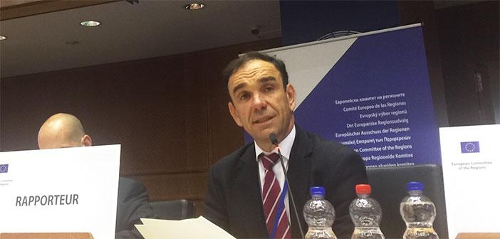 Στην Αθήνα η συνεδρίαση της Ευρωπαϊκής Επιτροπής των Περιφερειών με εισήγηση Ν. Χιωτάκη