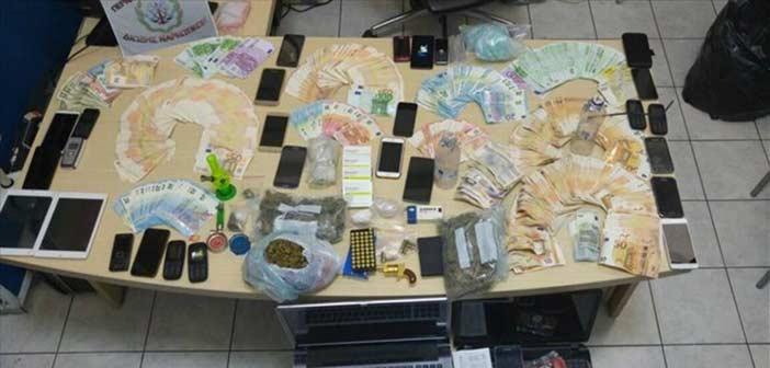 Λιμενικό: Eξάρθρωση εγκληματικής οργάνωσης που διακινούσε ναρκωτικά