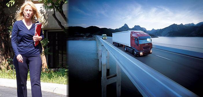 Ρένα Δούρου: Το τριπλό στοίχημα και η σημασία του Log-Attica στις εμπορευματικές μεταφορές