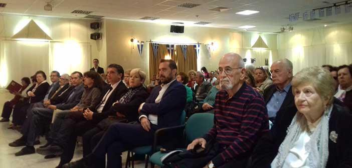 Εορτασμός της εθνικής επετείου της 28ης Οκτωβρίου στο ΚΑΠΗ Βριλησσίων