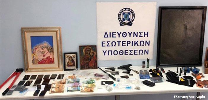 Αστυνομικοί σε κύκλωμα διακίνησης ναρκωτικών