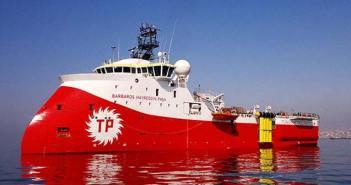 Στρατηγική έντασης από την Τουρκία: Βυθίστηκε σκάφος κοντά στο Barbaros