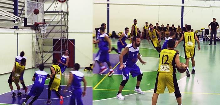 Με νίκη ξεκίνησε τους επίσημους αγώνες η ομάδα ανδρών του ΚΑΟ Λυκόβρυσης