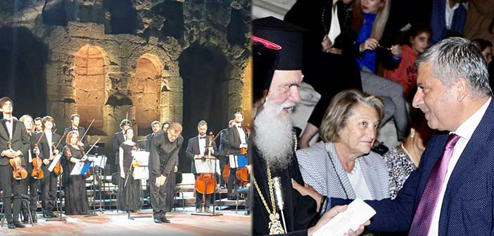 Σε συναυλία για τη στήριξη των ατόμων με αναπηρία, με την υποστήριξη της ΚΕΔΕ, ο Γ. Πατούλης