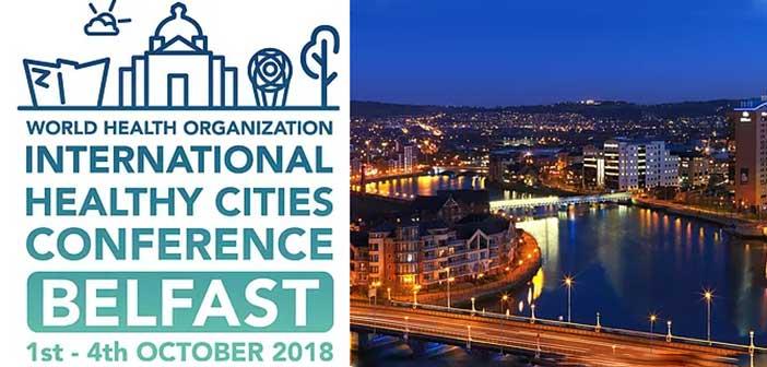 Συμμετοχή ΕΔΔΥΠΠΥ στο Διεθνές Συνέδριο Υγιών Πόλεων στην Ιρλανδία