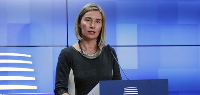 Ε.Ε.: Απαράδεκτη χρήση βίας από τη Ρωσία στον Πορθμό του Κερτς